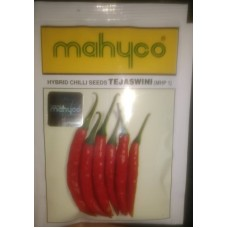 Chilli Hybrid Field Seeds(10 grms)