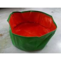 HDPE Grow Bag 18X8  inch