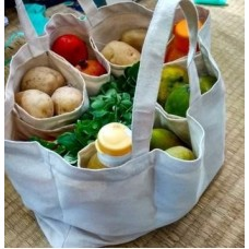 Eco Friendly Vegetable Cloth Bag