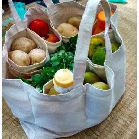 Eco Friendly Vegetables Carry Cloth Bag