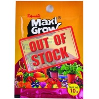 Maxi Grow Plant Food 10 g (Pack of 10)