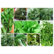 Leafy vegetable seeds - pack of 8
